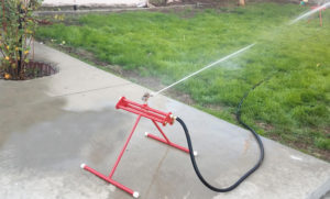 Rooftop Sprinkler - Bushfire Defense System, Automatic Irrigation Equipment